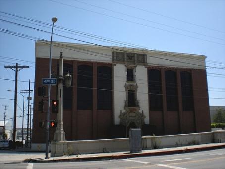 Ace Beverage Company building, photo by Jenn Su