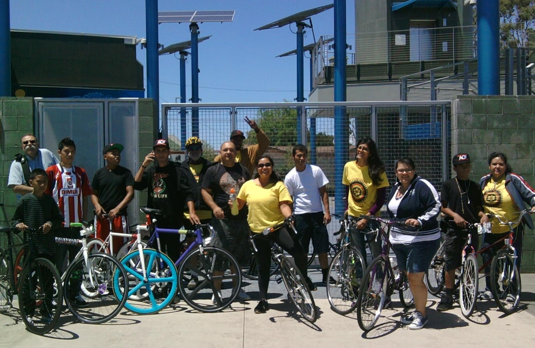 Ciclavia >> South Los Angeles | CicLAvia